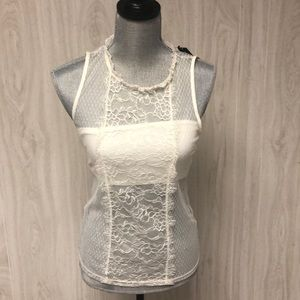 Lace express top